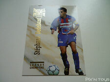 Carte Football Cards Premium 1995 Panini League Champions N°119 / Near mint