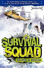 Search & Rescue (Survival Squad), Rock, Jonathan, New Books