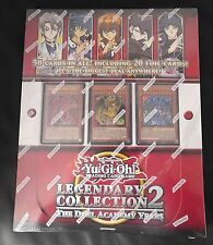 Yugioh -- Legendary Collection 2 -- Sealed Box -- Uria Lord Hamon Raviel