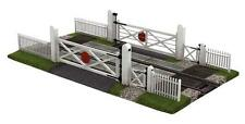 Bachmann 44-189 Gated Level Crossing - Single Track 00 Gauge Track 48 Post