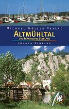 ALTMÜHLTAL & Fränkisches Seenland Michael Müller Reiseführer 10 FRANKEN NEU