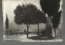 vecchia cartolina  di fiesole bellavista