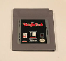 Disney's The Jungle Book 1994 Nintendo Gameboy Great Condition