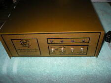 """L D O Electronics 100 Watt solid state bi-linear amplifier """"Tested and Working"""""""