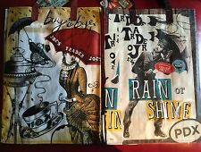 Northwest - OR & WA Trader Joe's BAGS reusable Shopping grocery ECO bags NWT