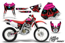 AMR Racing Honda XR400R Graphic Wrap Decal Kit Dirt Bike Stickers 96-04 FRENZY