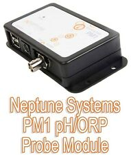 Neptune Systems PM1 pH/ORP Probe Module Six Port Aquarium Fish Tank Temperature