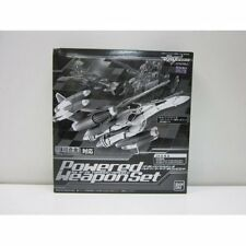 DX Chogokin Macross Tornado/Armored Powered Weapon Set VF-25 Messiah Valkyrie