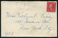 #546, perf 11 Rotary on cover w/ Jan 26, 1923  Westboro, Mass. postmark. Scarce.