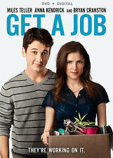 Get A Job [DVD + Digital] DVD, Brandon T. Jackson, Marcia Gay Harden, Christophe