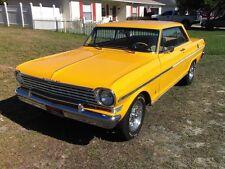 1963 Chevrolet Nova Chrome Trim Option
