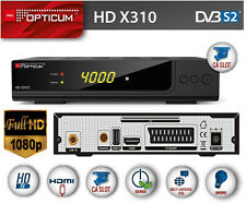 Dekoder Tuner Box Hdmi Hd Opticum X310 tnk Hd Smart Hd + Seca mediaguard cyfra +
