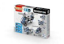 Costruzioni Engino Inventor: 12 in 1 Aircraft Models, New!