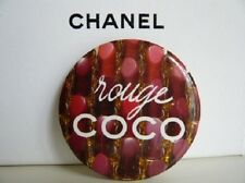 "CHANEL ROUGE COCO BADGE / PIN "" ROUGE COCO "" ~LIMITED EDITION~ #11"