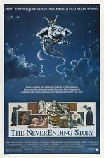 """""""THE NEVERENDING STORY"""" Movie Poster [Licensed-NEW-USA] 27x40"""" Theater Size"""