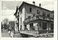 79312  CARTOLINA TEGLIO VIA ROMA ALBERGO EDEN  PROVINCIA DI SONDRIO 1924