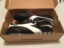 DIADORA Brasil Ax MD 2E WIDE FIT Football Boots Soccer cunei FG tacchetti UK 11,5