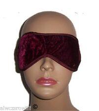 ALW CZs.r.o. Turmalin Magnetik Augenschlafmaske bordo 1 Stück