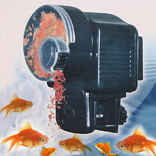 Automatic Auto Aquarium Fish Feeding Fish Tank Bowl Food Feeder Timer Dispenser