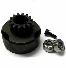 HS521014 1/10 RC Moteur Nitro Fente Embrayage Lanterneau 14T 14 Teeth+Roulements
