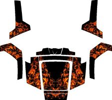 Polaris RZR RANGER 570 800 900 XP 4 GRAPHICS DECALS WRAP DOORS UTV SIDE X SIDE 6