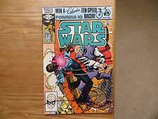1982 MARVEL COMICS STAR WARS # 56 SIGNED 2X WALT SIMONSON & TOM PALMER WITH POA