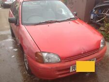 TOYOTA STARLET 1997 1300 | DS WING