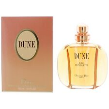 Dune Perfume by Christian Dior, 3.4 oz EDT Spray for Women NEW