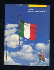 Libretto storia AERONAUTICA MILITARE di Mario lazzaretti foto stemmi medaglie aa
