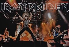 IRON MAIDEN - A3 Poster (ca. 42 x 28 cm) - Clippings Fan Sammlung NEU