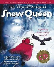 Hans Christian Andersen-The Snow Queen and Other Fairy Tales a Hardback BOOK NEW