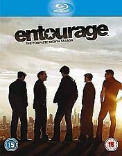 Entourage - Series 8 - Complete (Blu-ray, 2012, 2-Disc Set)