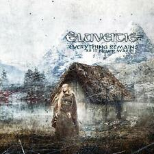 ELUVEITIE - Everything Remains As It Never Was  CD NEU