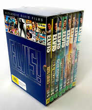 ELVIS PRESLEY-Lights! Camera! Elvis! Collection 8 DVD Box Set-8 Elvis Movies-EB8