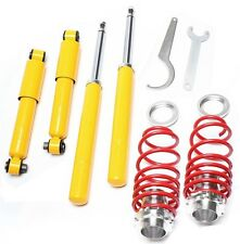 TA TECHNIX COILOVERS - CITROEN SAXO / PEUGEOT 106,  ADJUSTABLE SUSPENSION TUV