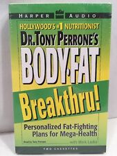 Dr. Tony Perrone's Body Fat Breakthru! Plans for Fat Fighting Mega Health NIP