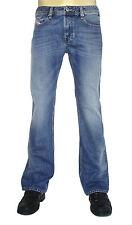 Diesel Herren Boot-Cut Jeans ZATINY 0800Z blau verwaschen 31/32 NEU *111*