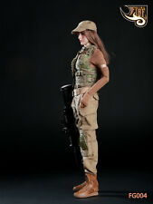 """Fire Girl Toys FG004 12"""" Soldier Action Figure Clothing Set 1/6 Sniper Clothes"""