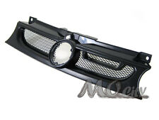 Front ABT Style Replacement Grille for VW 99-05 Golf GTI MK4 BLACK 00 01 02 03