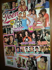 Teen.ZAC EFRON, VANESSA HUDGENS,ASHLEY SIMPSON,FINLEY,MAX PEZZALI,HILARY DUFF,nn