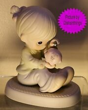 Enesco PRECIOUS MOMENTS You Can Always Count On Me 526827 MINT!
