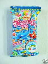 Kracie Sea Life Candy Making Kit Popin Cookin Japanese Candy kit New
