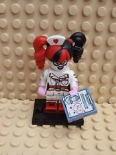 New ~ LEGO ~ The Batman Movie Series ~ Nurse ~ Harley Quinn ~ Minifigure ~ 71017