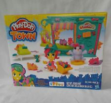 Play-Doh Town Pet Store NEW