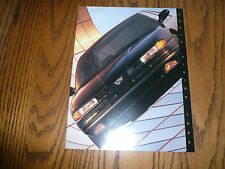 1996  Eagle Vision Sales Brochure - Vintage