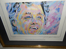 James Paul Brown President William Jefferson Clinton, Bill Clinton print