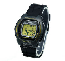 -Casio HDD600G-9A Digital Watch Brand New & 100% Authentic