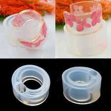 Transparent Silicone Bracelet Mold Jewelry Making DIY Jewelry Tools Open Cuff