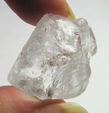 Brazilian Phenacite Phenikite Crystal Rare Size!! Gemmy Clarity #3 Angel Crystal