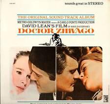 SOUNDTRACK LP DOCTOR ZHIVAGO MAURICE JARRE